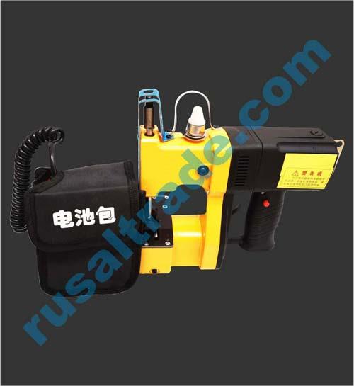 Мешкозашивочная машина KEESTAR GK 9-900 аккумулятором 12V