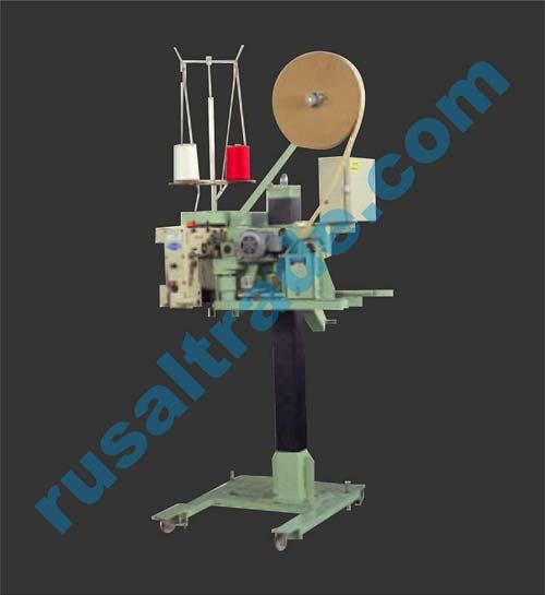 Newlong линия для зашивки креп-лентой