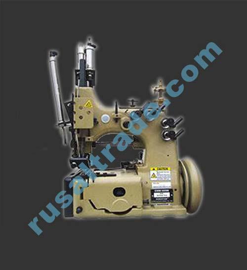 GK 80700CD Двухигольная швейная машина для пошива мягких контейнеров типа
