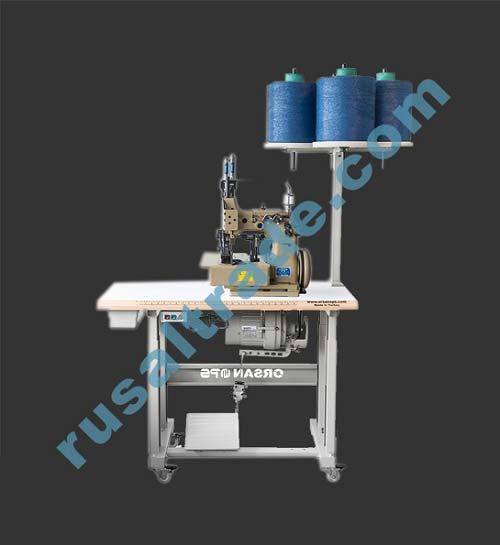 INDERLE  IDL-80700CD Двухигольная швейная машина  для пошива мягких контейнеров типа «биг-бэг»