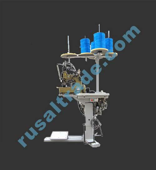 KEESTAR 80700CD Двухигольная швейная машина для пошива мягких контейнеров типа «биг-бэг»