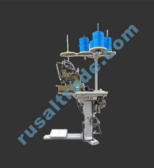KEESTAR 81300A швейная машина оверлок используется для пошива мягких контейнеров типа «биг-бэг»
