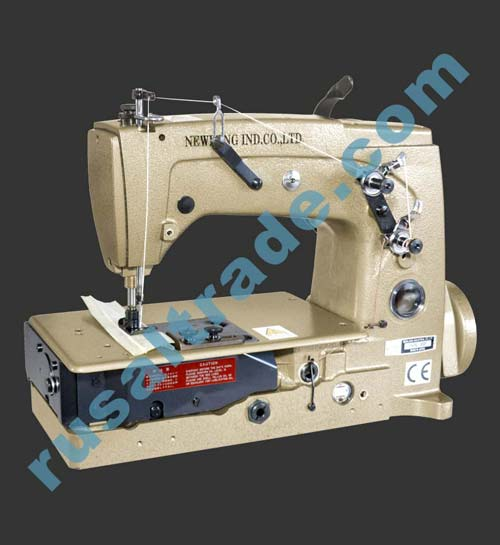 NewLong DKN-3BP высокоскоростная промышленная швейная машина две иглы