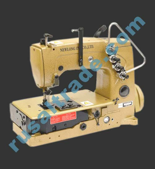 NewLong DKN-3W высокоскоростная промышленная швейная машина две иглы