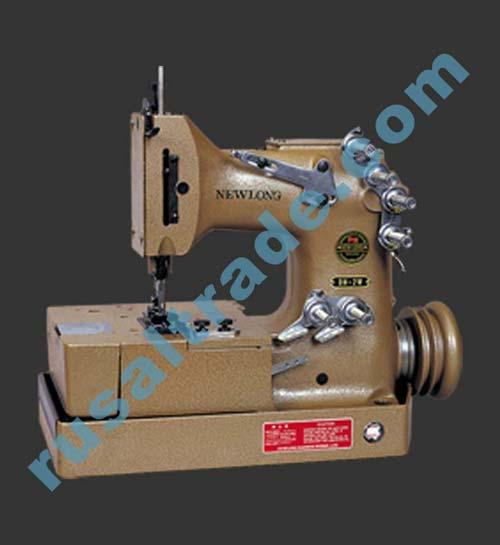 Newlong DN–2W двуигольная швейная машина для пошива мешков