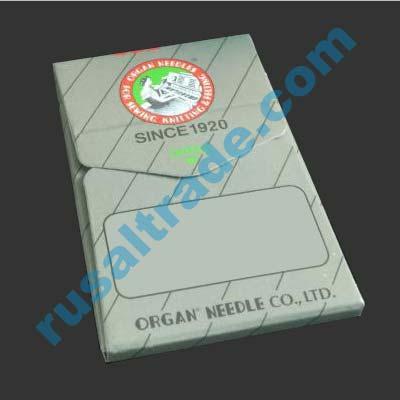 Мешкозашивочная игла Organ UOx144GS (UYx144GS), № 25(200)