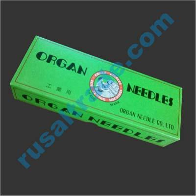 Мешкозашивочная игла Organ UYx143GS, № 26(230)