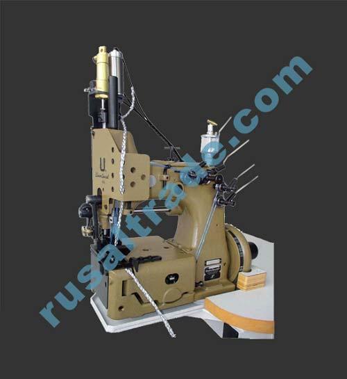 UNION SPECIAL 80700CD Двухигольная швейная машина для пошива мягких контейнеров типа «биг-бэг»