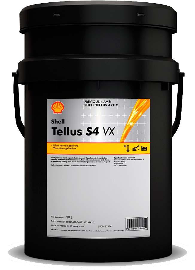 Shell Tellus S4